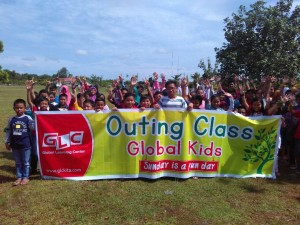Outing class for Global Kids